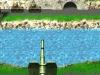 Нападение танков
